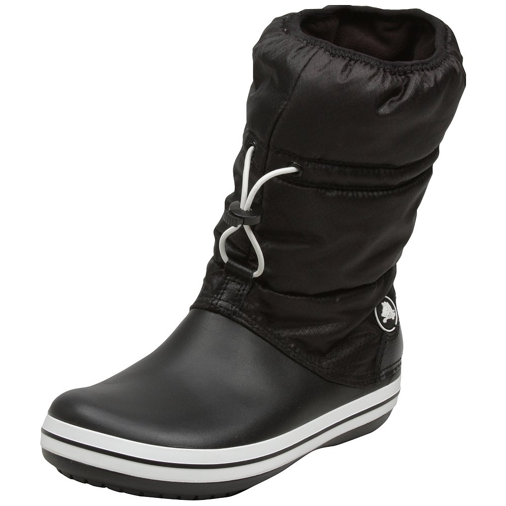 Crocs Womens Crocband Winter Boot Shoes