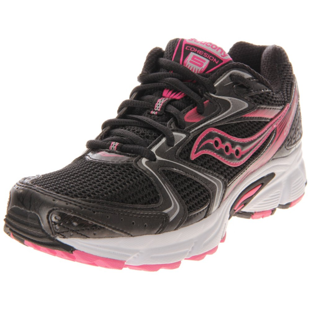 saucony grid cohesion 5 running shoes