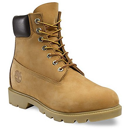 "Timberland 6"" Basic w/ padded collar"