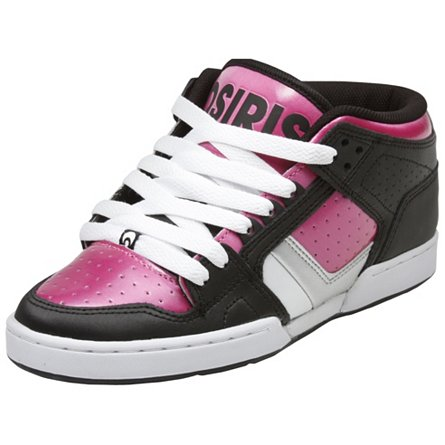 Osiris NYC 83 Mid Womens - Glow in the Dark