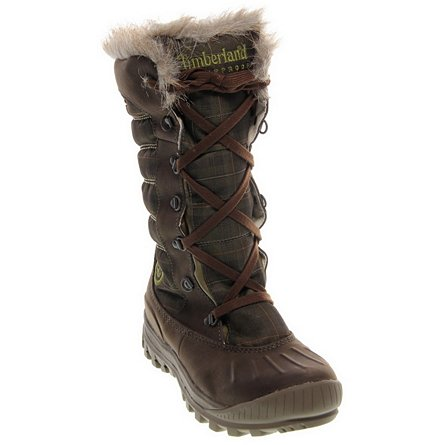Timberland Earthkeepers® Mount Holly Tall WP Faux Fur Boot
