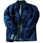Dickies Apparel Denim Blanket Lined Chore Coat - 3494-NB