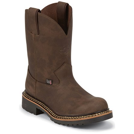 Workboots Rugged Bay Gaucho Cow