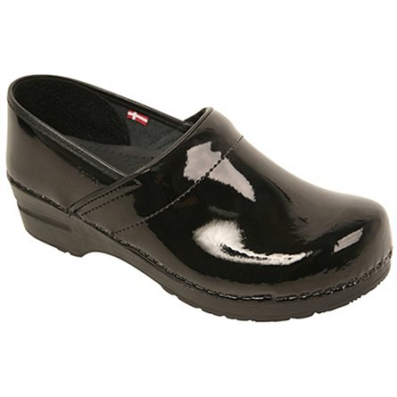 Sanita Clogs Professional Patent Mens