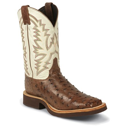 Tekno Crepe® Antique Brown Vintage Full Quill Ostrich