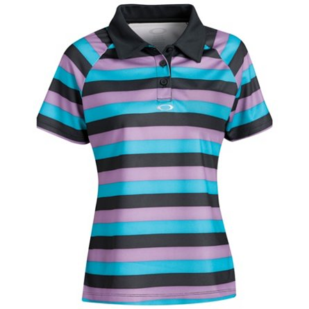 Oakley Tourney Stripe Polo