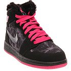 Nike AJ 1 Retro High Premium Girls (Youth) - 535804-017