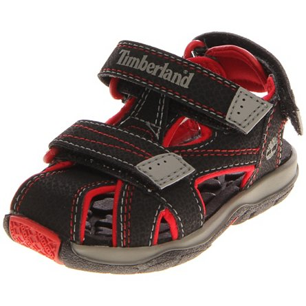 Timberland Mad River Closed-Toe Sandal (Toddler)