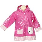 Western Chief Hello Kitty Polka Dotted Cutie Raincoat (Toddler) - 642000