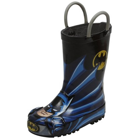 Western Chief Batman Rainboot (Toddler/Youth)