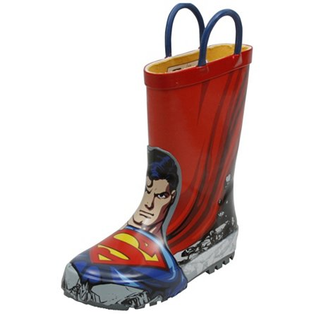 Western Chief Superman Rainboot (Toddler/Youth)