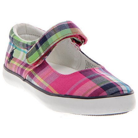 Ralph Lauren Sander Mary Jane (Toddler/Youth)