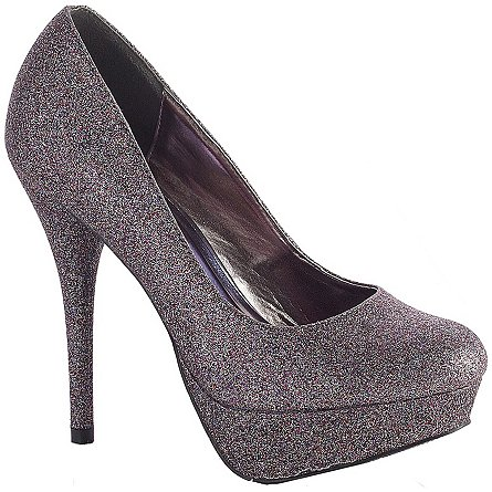 Glitter Pump by Sizzle