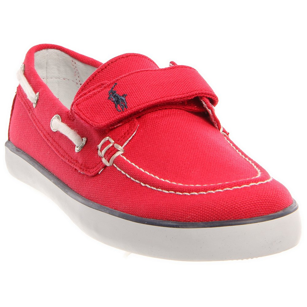 Polo Ralph Lauren Kids' Sander EZ Boat Shoe Sneakers