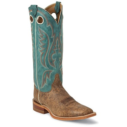 Justin Boots Bent Rail™ Old Map Cow