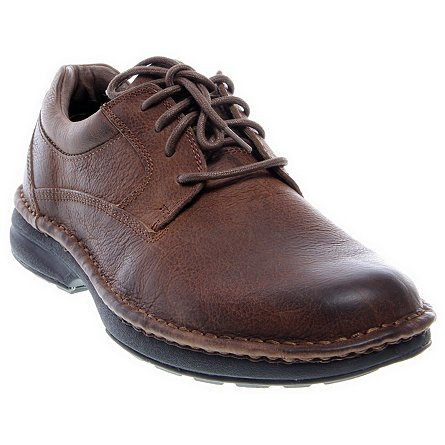 Classic Plain Toe Lace-Up