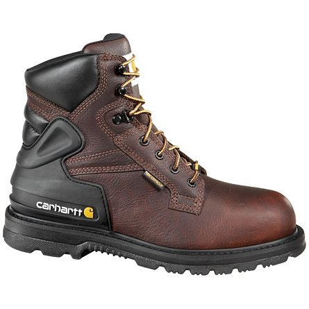 "Carhartt 6"" Waterproof Insulated Soft Toe"