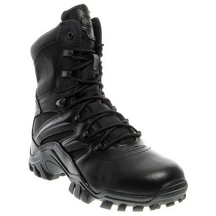Bates Delta-8 Side Zip Boot