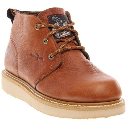 Georgia Boots Wedge Chukka