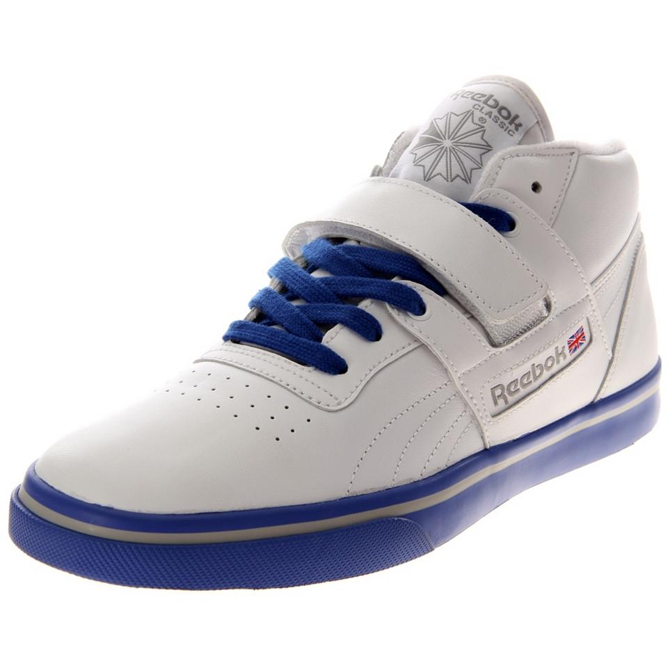 dc453c5230efef Reebok Workout Mid Strap J08370 Athletic Inspired Shoes on PopScreen