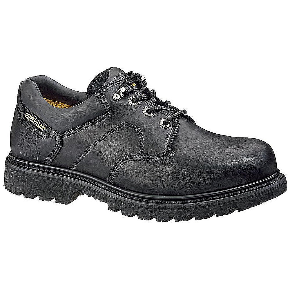 CAT Footwear Men's Ridgemont Steel Toe Work Shoes