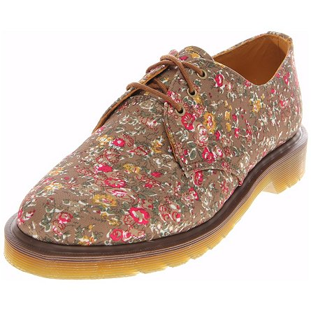 Dr. Martens 1461 3-Eye Print - Meadow