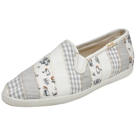 Keds Champion Patchwork Slip On
