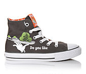 Kids Chuck Taylor Hi Green Eggs
