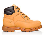"Wolverine Men's 6"" Bulldozer Steel Toe"