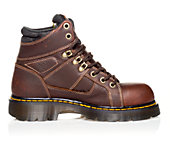"Dr. Martens Men's Ironbridge 6"" Steel Toe"