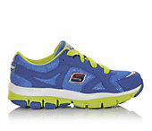 Skechers Girls' Shorty Lite Beats 12-6