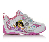 DORA THE EXPLORER  Girls Infant Sparkle 5-10