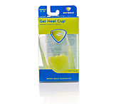 Sof Sole Insoles Women's Womens Gel Heel Cup