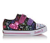 SKECHERS  Girls Infant Triple Time