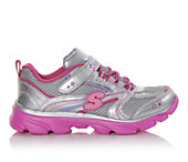 SKECHERS  Girls Lite Waves 10.5/-5