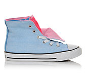 Converse Girls' Chuck Taylor All Star Two Fold Hi 11-6