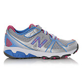 New Balance Girls' KV689PBY 10.5-7
