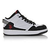 US POLO ASSN  Boys Pointe Mid 11/-7