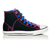 Converse Girls' Chuck Taylor All Star Easy Slip Hi 11-7