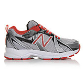 NEW BALANCE  Boys KV554Gry 10.5/-7 W