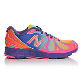NEW BALANCE  Girls KJ890Grg 3.5/-7