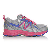 New Balance Girls' KJ554SPY 10.5-7