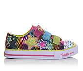 SKECHERS  Girls Triple Ups 10.5-5