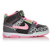 Nike Girls' Mogan Mid 2 Jr Animal 10.5-7