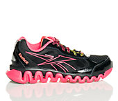 Reebok Girls' ZigLite Rush 10.5-3