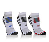 SOF SOLE SOCKS  Mens 3pr Anti-Friction Low Cut