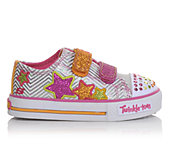SKECHERS  Girls Infant Triple Ups