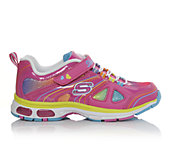 SKECHERS  Girls Light Ray-Sparkle Party