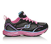 SKECHERS  Girls Lite Diamond 10.5/-5