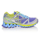 Reebok Girls' ZigKick Trail 1.0 3.5-7